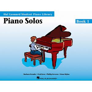 Piano Solos Book 1