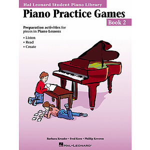 Piano Practice Games Book 2