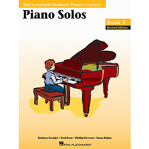 Piano Solos - Book 3