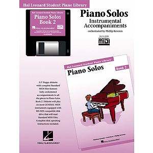 Piano Solos Book 2 - GM Disk