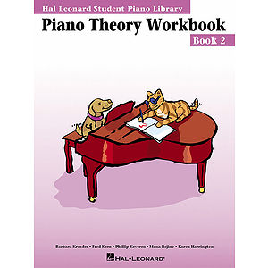Piano Theory Workbook - Book 2