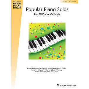Popular Piano Solos - Level 3