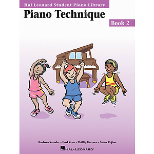 Piano Technique Book 2