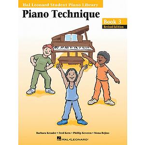 Piano Technique Book 3