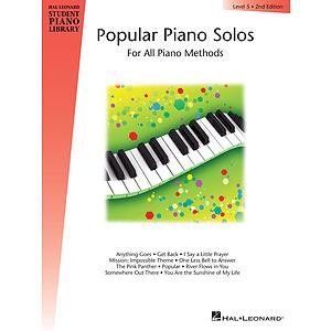 Popular Piano Solos - Level 5
