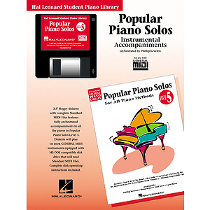 Popular Piano Solos - Level 5 - GM Disk