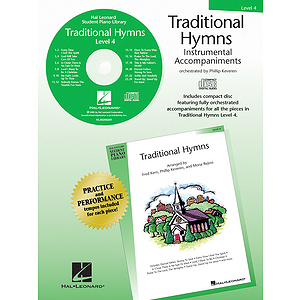 Traditional Hymns Level 4 - CD