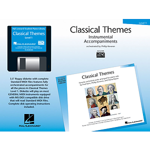 Classical Themes - Level 1 - GM Disk