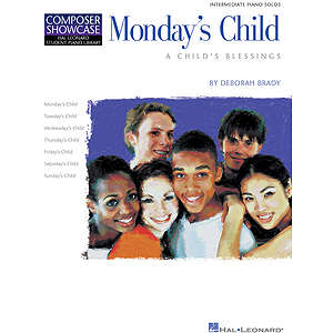 Monday's Child (A Child's Blessings)