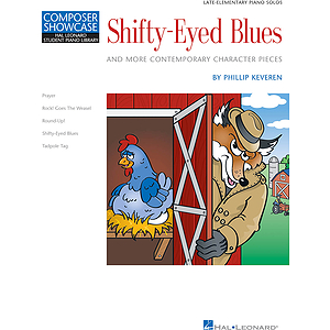 Shifty-Eyed Blues