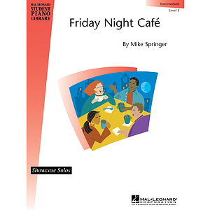 Friday Night Café
