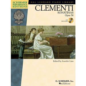 Clementi -¦Sonatinas, Opus 36