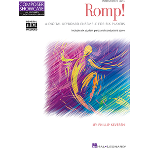 Romp! - Book/GM Disk Pack