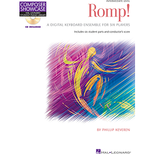 Romp! - Book/CD Pack