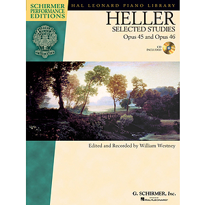 Heller - Selected Piano Studies, Opus 45 & 46