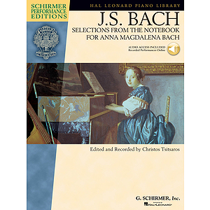J.S. Bach - Selections from The Notebook for Anna Magdalena Bach