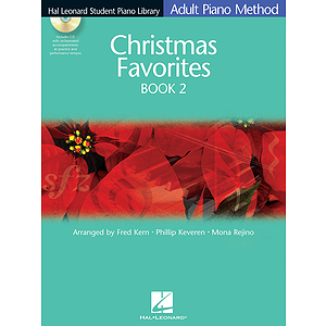Christmas Favorites Book 2 -¦Book/CD Pack