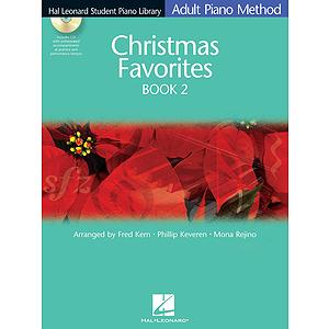 Christmas Favorites Book 2 -¦Book/CD Pack