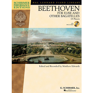 Beethoven - Fr Elise and Other Bagatelles