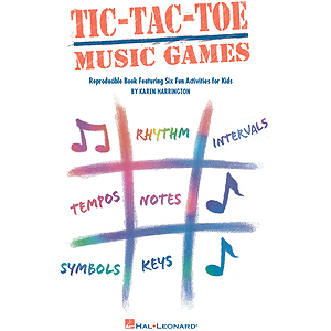 Tic-Tac-Toe Music Games