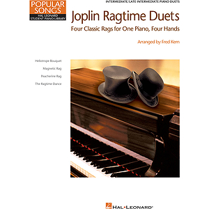 Joplin Ragtime Duets