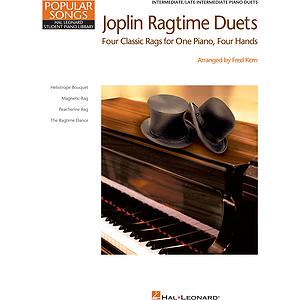 Joplin Ragtime Duets