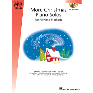 More Christmas Piano Solos - Level 5