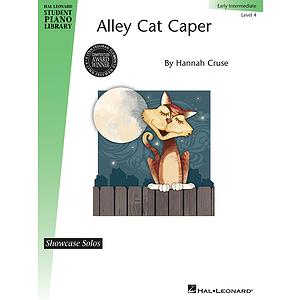 Alley Cat Caper