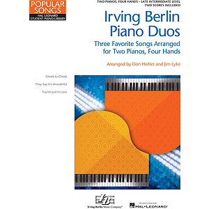 Irving Berlin Piano Duos