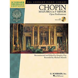 Frederic Chopin - Mazurka in F minor, Op. post.