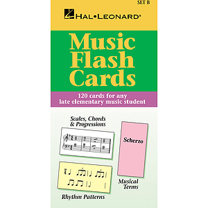 Hl Flash Cards Set B Hl Student Piano Library International
