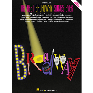 The Best Broadway Songs Ever