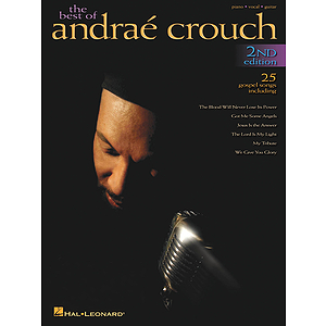Best of Andrae Crouch - 2nd Edition