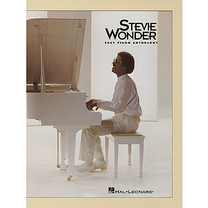 Stevie Wonder - Easy Piano Anthology