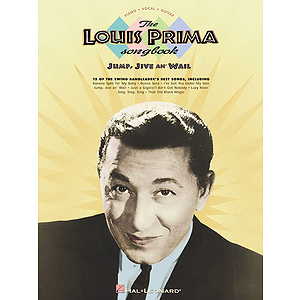 The Louis Prima Songbook