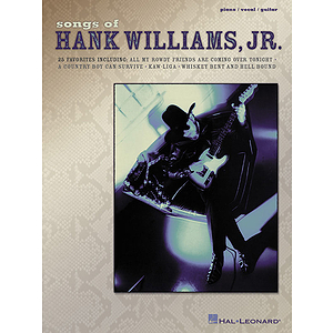 Songs of Hank Williams, Jr.