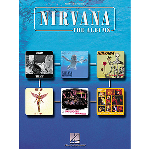 Nirvana - The Albums