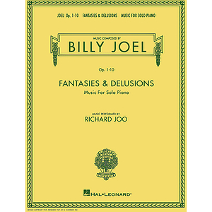 Billy Joel - Fantasies &amp; Delusions