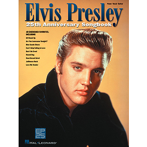 Elvis Presley 25th Anniversary Songbook