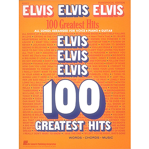 Elvis Elvis Elvis - 100 Greatest Hits