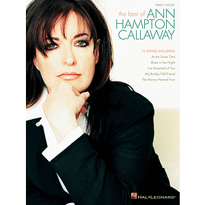 Best of Ann Hampton Callaway