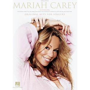 Mariah Carey - Original Keys for Singers