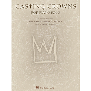 Casting Crowns for Piano Solo