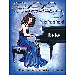 Lorie Line - Practice, Practice, Practice! Book 2