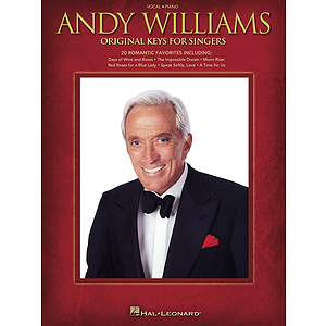 Andy Williams - Original Keys for Singers