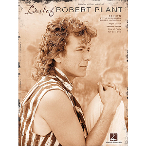 The Best of Robert Plant