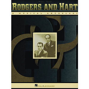 Rodgers And Hart - A Musical Anthology