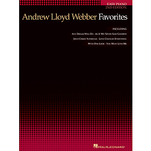 Andrew Lloyd Webber Favorites - 2nd Edition