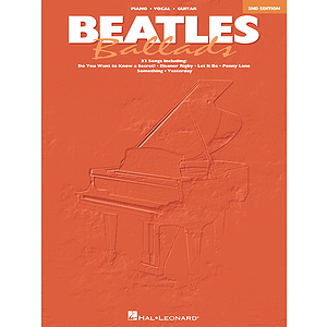 Beatles Ballads - 2nd Edition