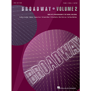 Broadway - Volume 2 (L-Y) - 2nd Edition